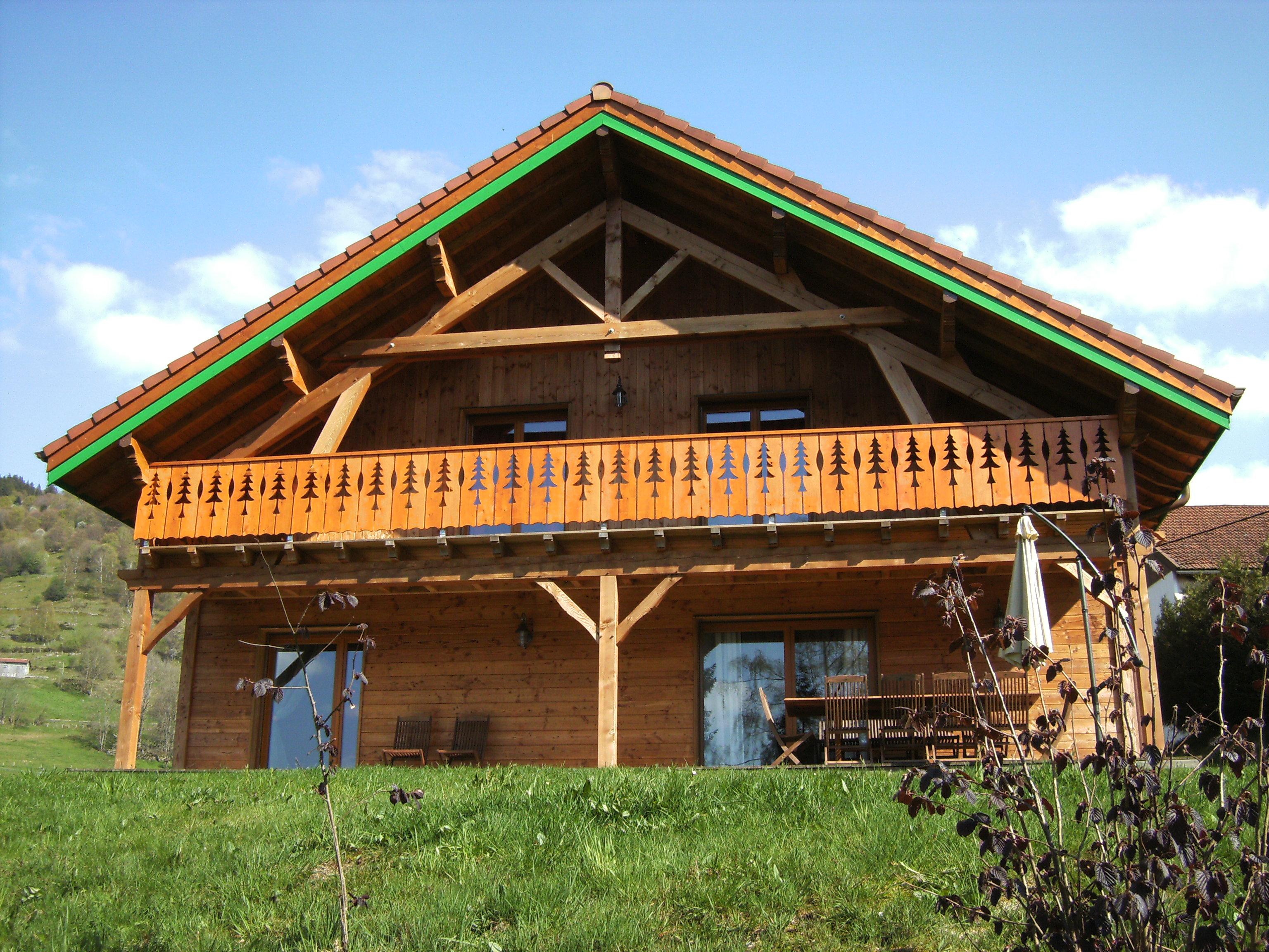 Bienvenue aux Chalets Fleuris dans les hautes Vosges ~ Sur Les Bois Annecy Le Vieux